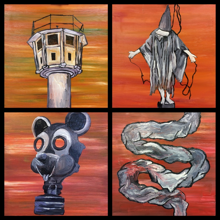fourpaintings
